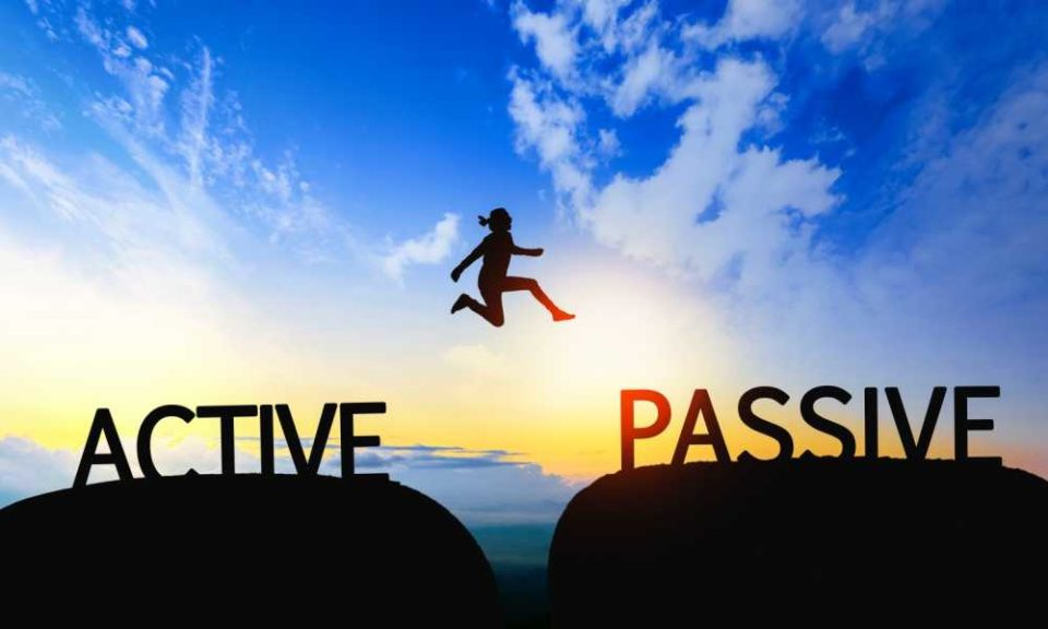 What is Active Income
