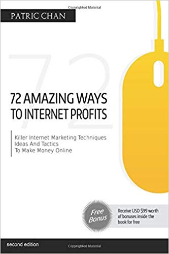 The 72 Amazing Ways To Internet Profits