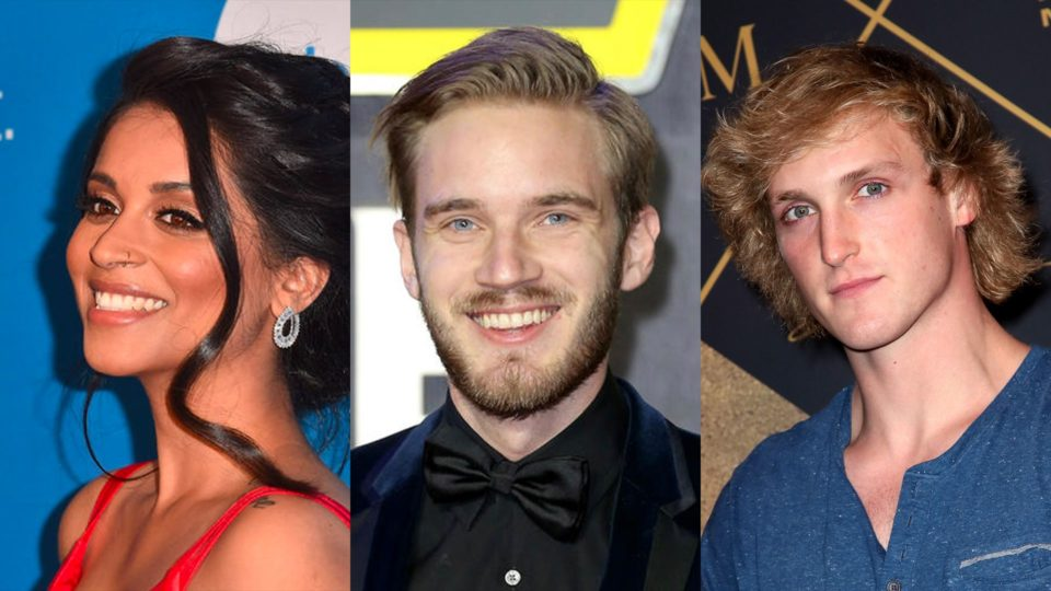 Highest-Paid YouTubers