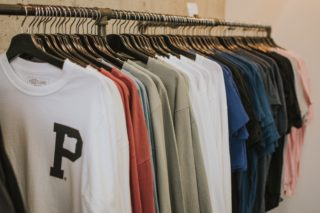 Sell clothes from your wardrobe