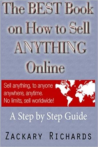 The Best Book on How to Sell ANYTHING Online