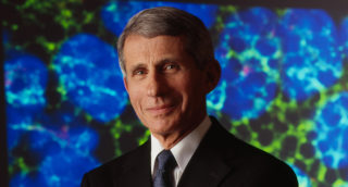 Dr. Anthony Fauci is the highest paid federal employee.