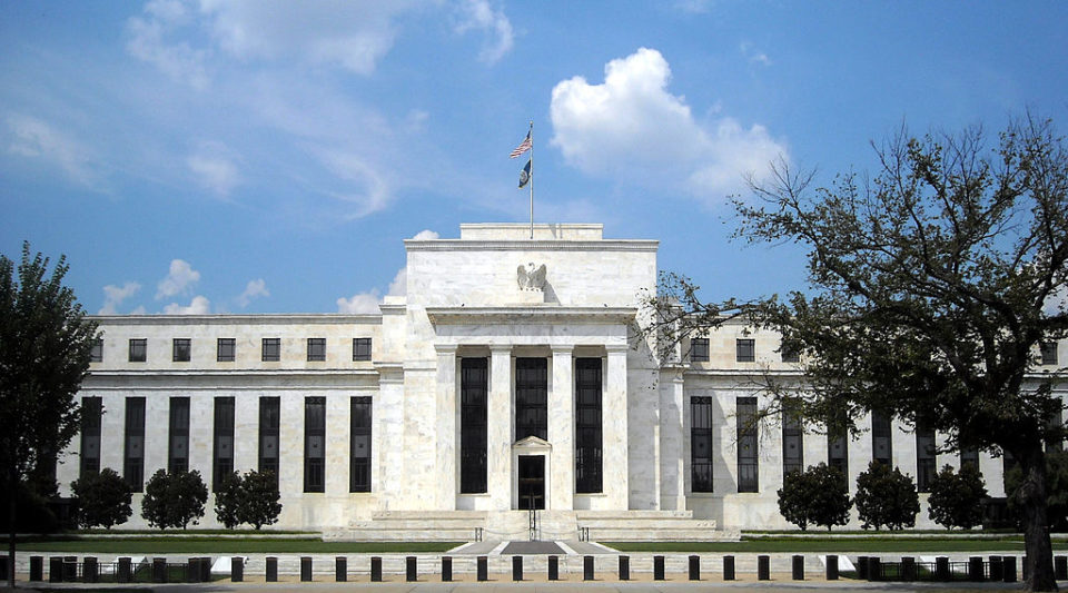Key federal reserve inflation measure, core personal consumption expenditures price index, the Federal Reserve's key inflation measure, spiked in July 2021 by the most on an annual basis in 30 years.