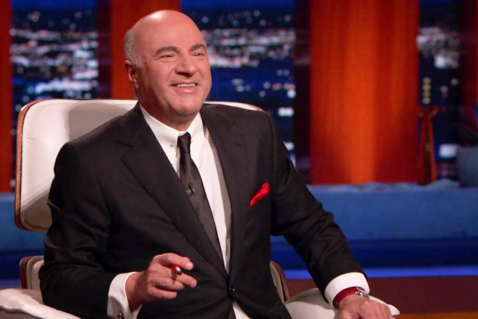 How to become a millionaire, according to Kevin O'Leary - cover