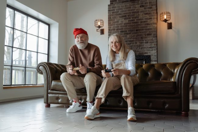 retired living on less than $45K per year
