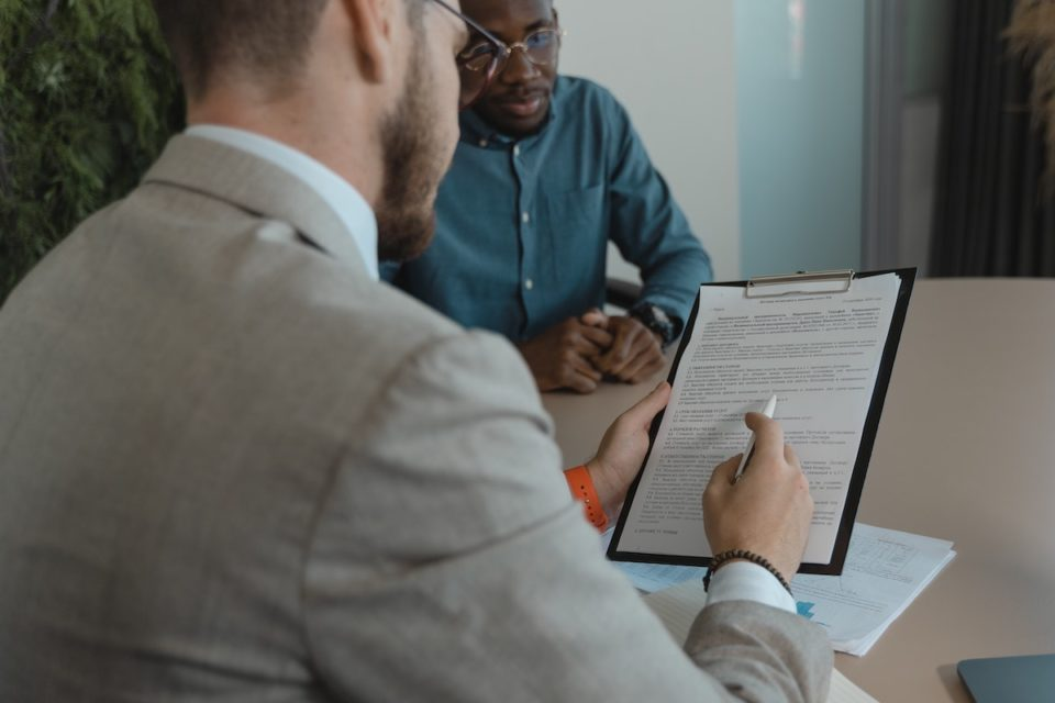 employer explains rules for a side hustle for employees